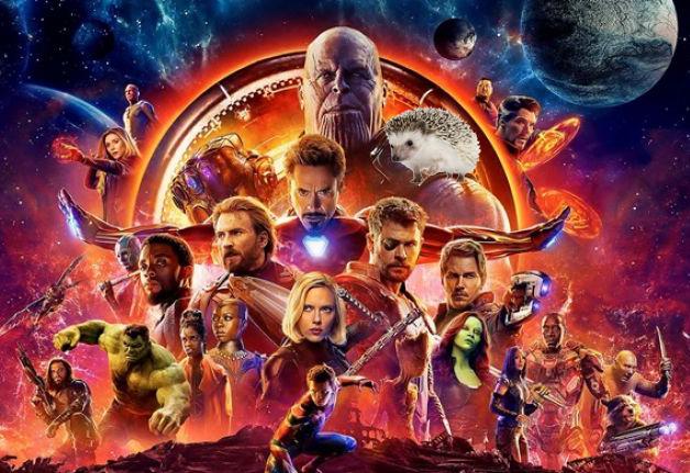 Hedgehog: Dunder-Miflin: Infinity War!