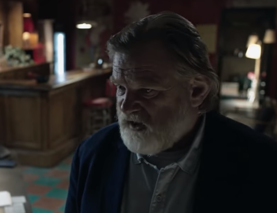"Brendan Gleeson in ""Mr. Mercedes"", season 2"