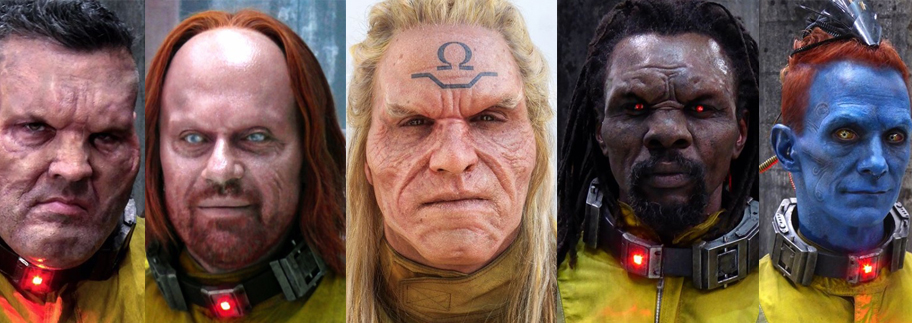 Mutants in DEADPOOL 2