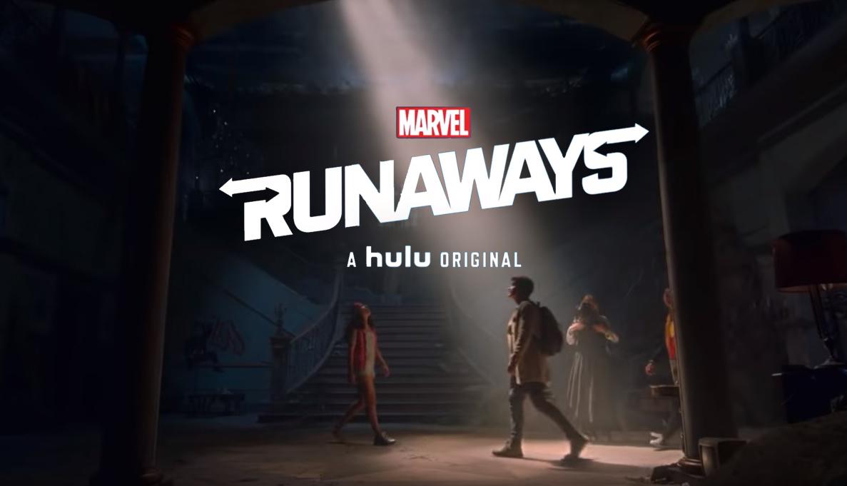 """Scene for season 2 of """"Marvel's Runaways"""""""