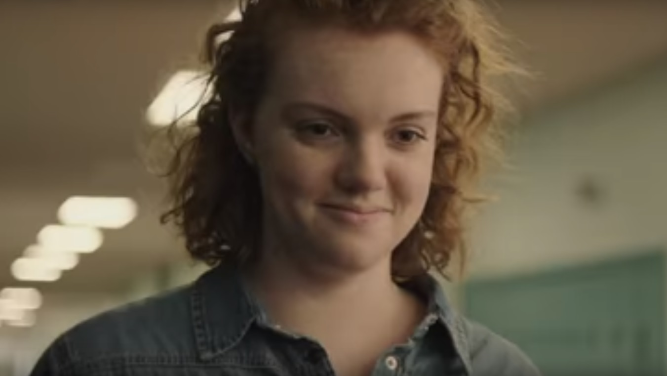 Shannon Purser as Sierra Burgess, SIERRA BURGESS IS A LOSER