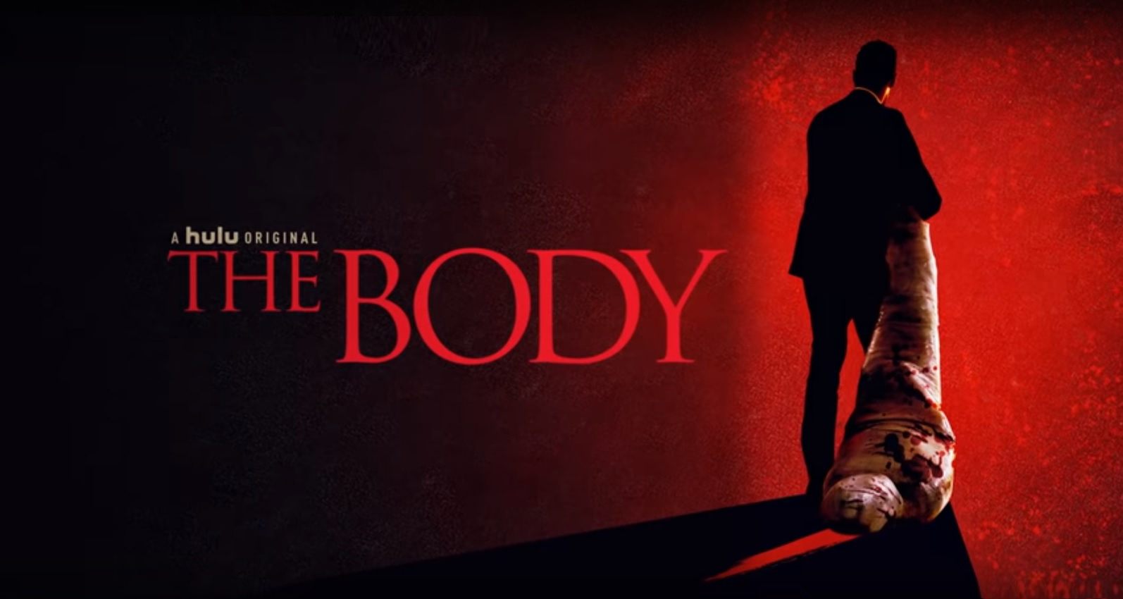 THE BODY title card