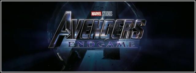 AVENGERS: ENDGAME titles