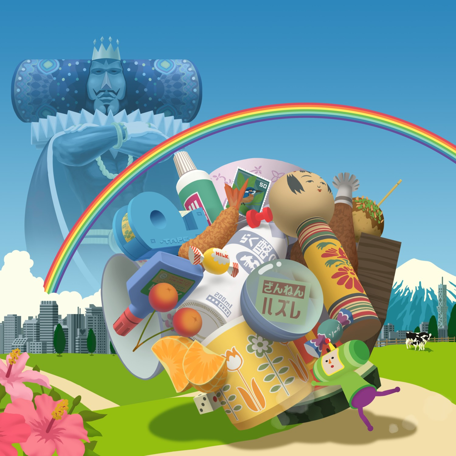 Katamari Damacy:Reroll on Steam Dec 7