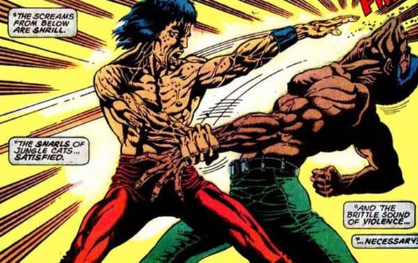 Shang-Chi, Master of Kung Fu