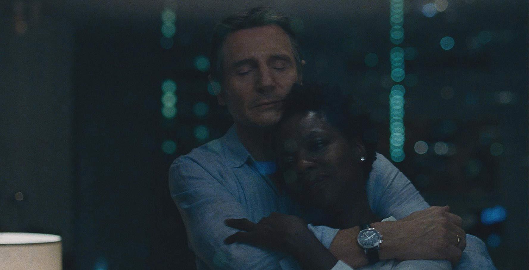 Viola Davis holds onto the memories of Liam Neeson