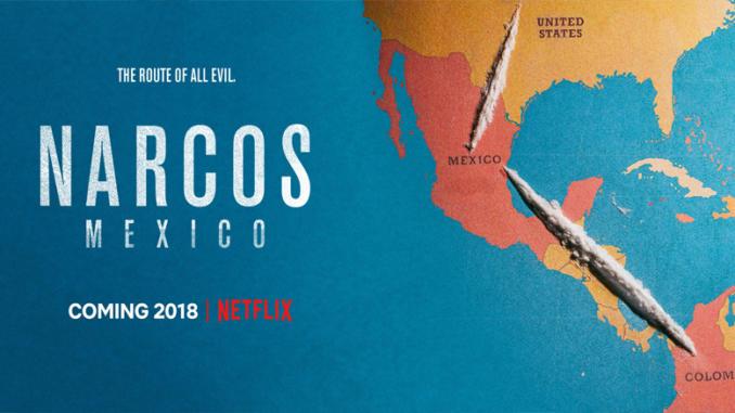 Narcos Mexico Header