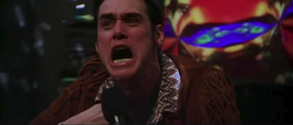 Jim Carrey Was At The Height Of His Popularity In  He Had Just Come Off A String Of Hit Comedy Films Capped Off By Appearing As The Riddler In The