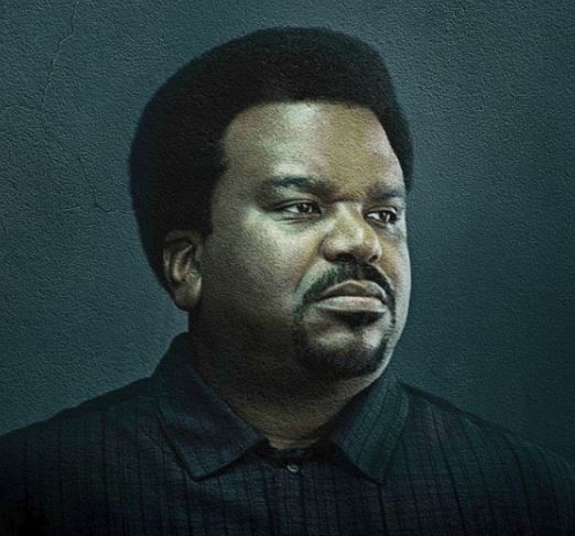 Craig Robinson Is Most Well Known For His Roles On The Hit Sitcoms THE OFFICE And BROOKLYN 99 He Has Also Starred In Numerous Films As