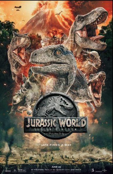 jurassic world fallen kingdom full movie free download in tamilrockers