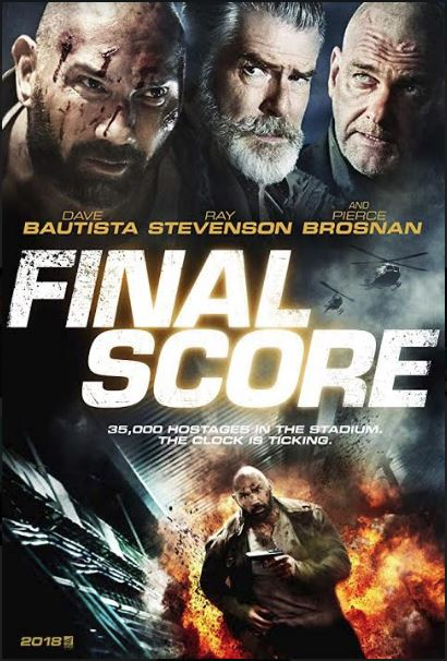 FINAL SCORE review: Dave Bautista - 1. A whole lot of Russian ...