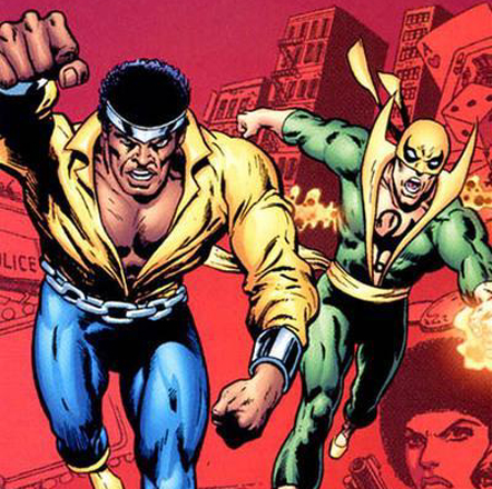 now that both characters are free could we see a heroes for hire show on the new disney service could we see the third seasons of both these shows
