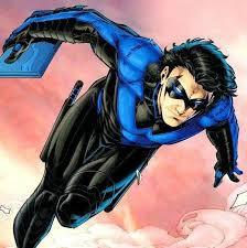 Nightwing by Asthonx1 on DeviantArt | Nightwing, Dc comic