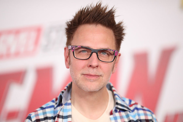 Take that, Mouse House - James Gunn moves to DC