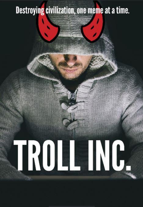 troll movie trailer