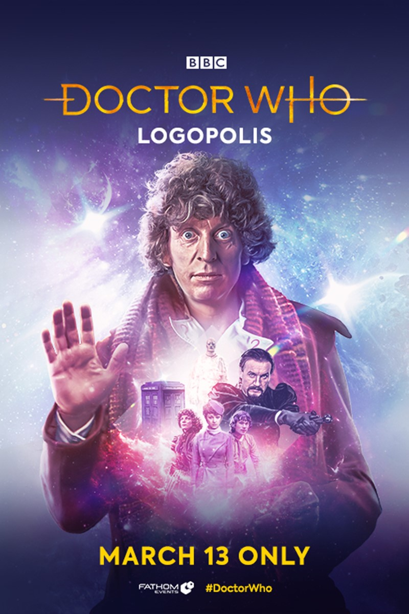 Dr Who Christmas Special 2019 Theaters DR. WHO LOGOPOLIS coming to theaters in US for the very first time!