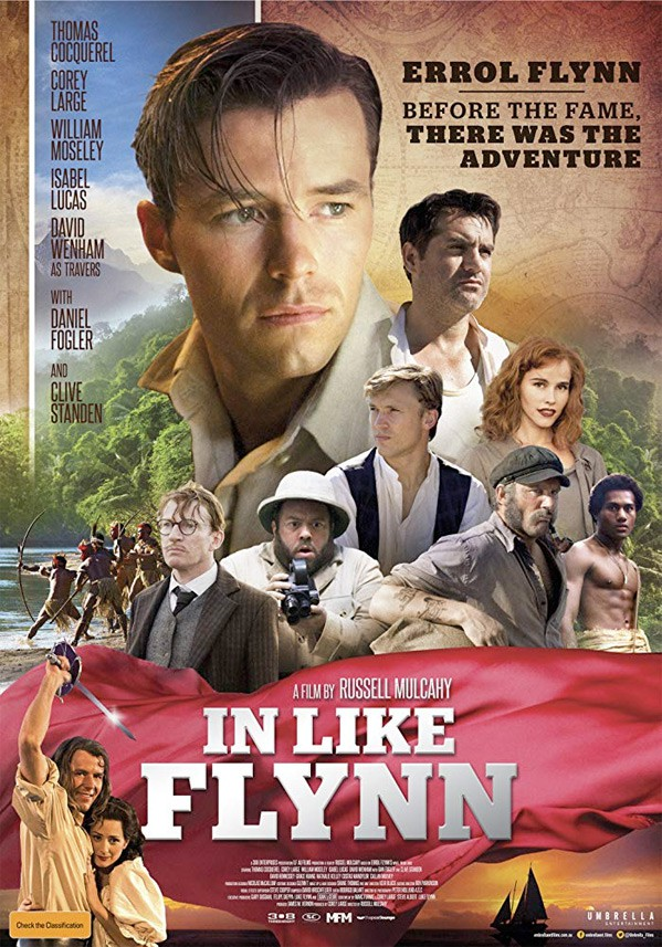 Watch The Trailer For Quot In Like Flynn Quot Now It S An Errol