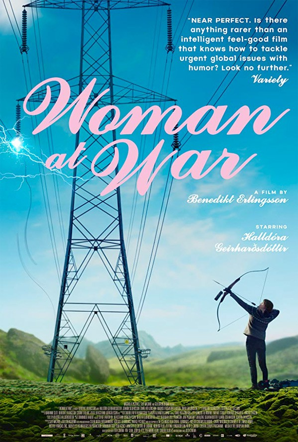 Watch The Trailer For Iceland S Quot Woman At War Quot