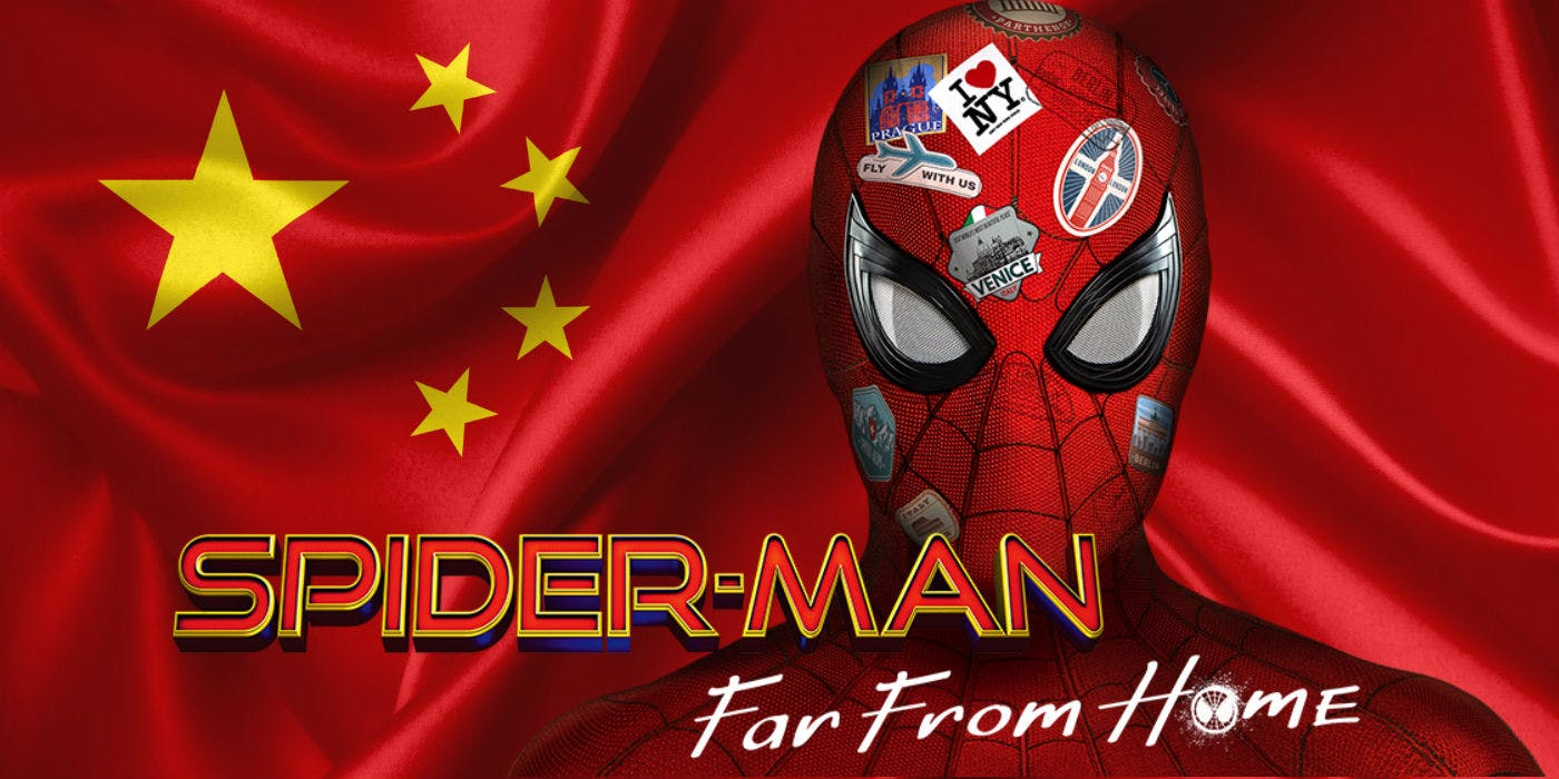 Ekm S Spider Mania Issue 11 Spider Man Far From Home 2019
