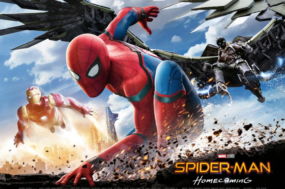 Image result for spider man homecoming