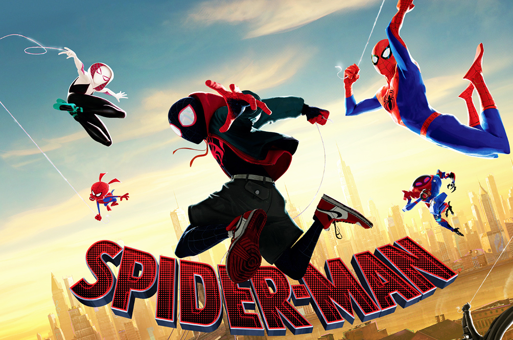 Updated Ekm S Spider Mania Issue 12 Spider Man Into The Spiderverse 2018 And Sequel
