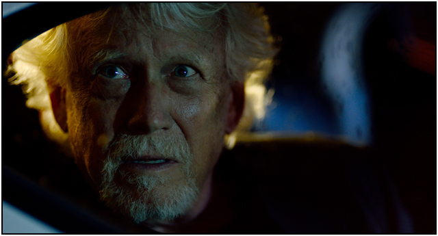 Bruce Davison as Reverend Michael in ALONG CAME THE DEVIL 2