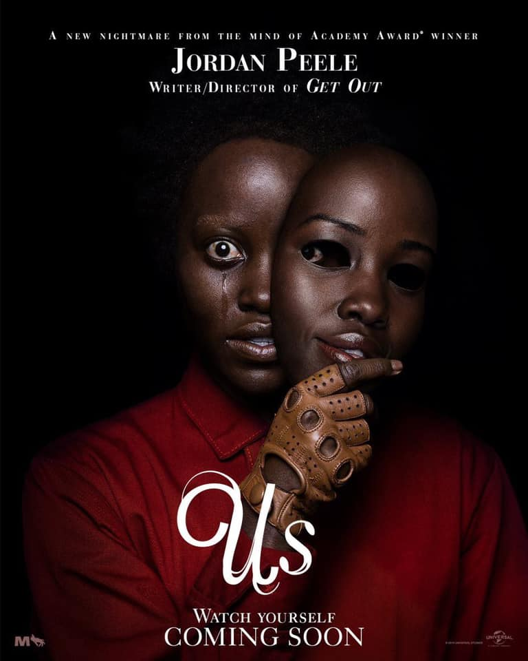 New Poster from US - Lupita Nyong'o