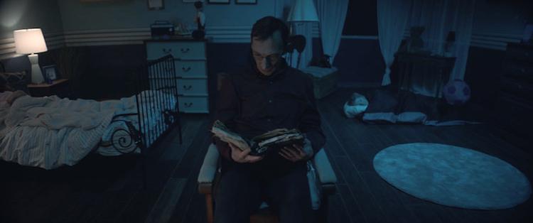 Julian Richings in ANYTHING FOR JACKSON