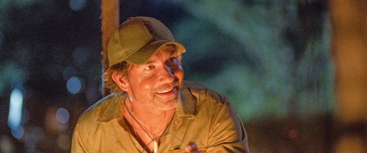 Jerry O'Connell as Mitch Hanover in the action thriller film, ENDANGERED SPECIES, a Lionsgate Release. Photo Courtesy of Lionsgate
