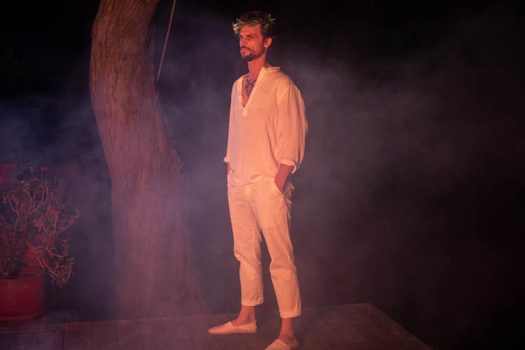 Mathew Gray Gubler as Thorn in the comedy KING KNIGHT, a King Knight LLC release. Photo courtesy of King Knight LLC.