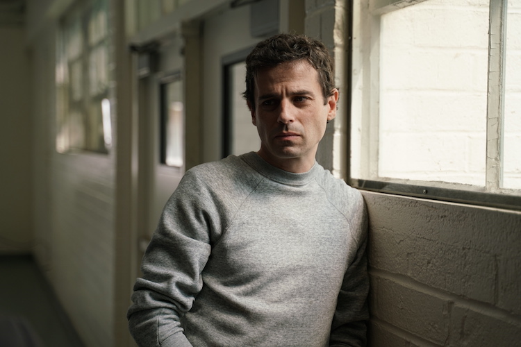 Luke Kirby as Ted Bundy in the drama/thriller, NO MAN OF GOD , an RLJE Films release. Photo courtesy of RLJE Fil ms