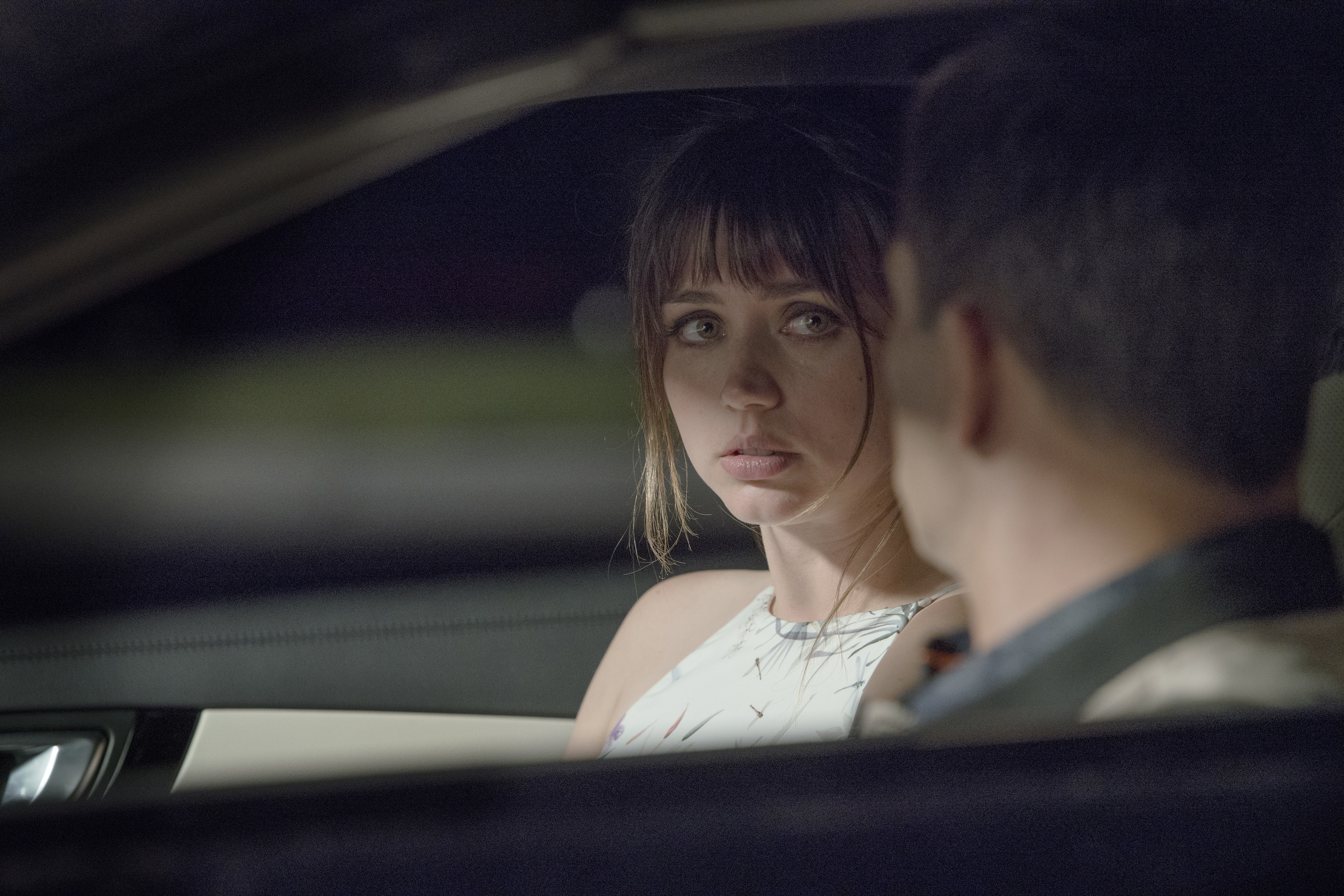 Ana de Armas in THE NIGHT CLERK