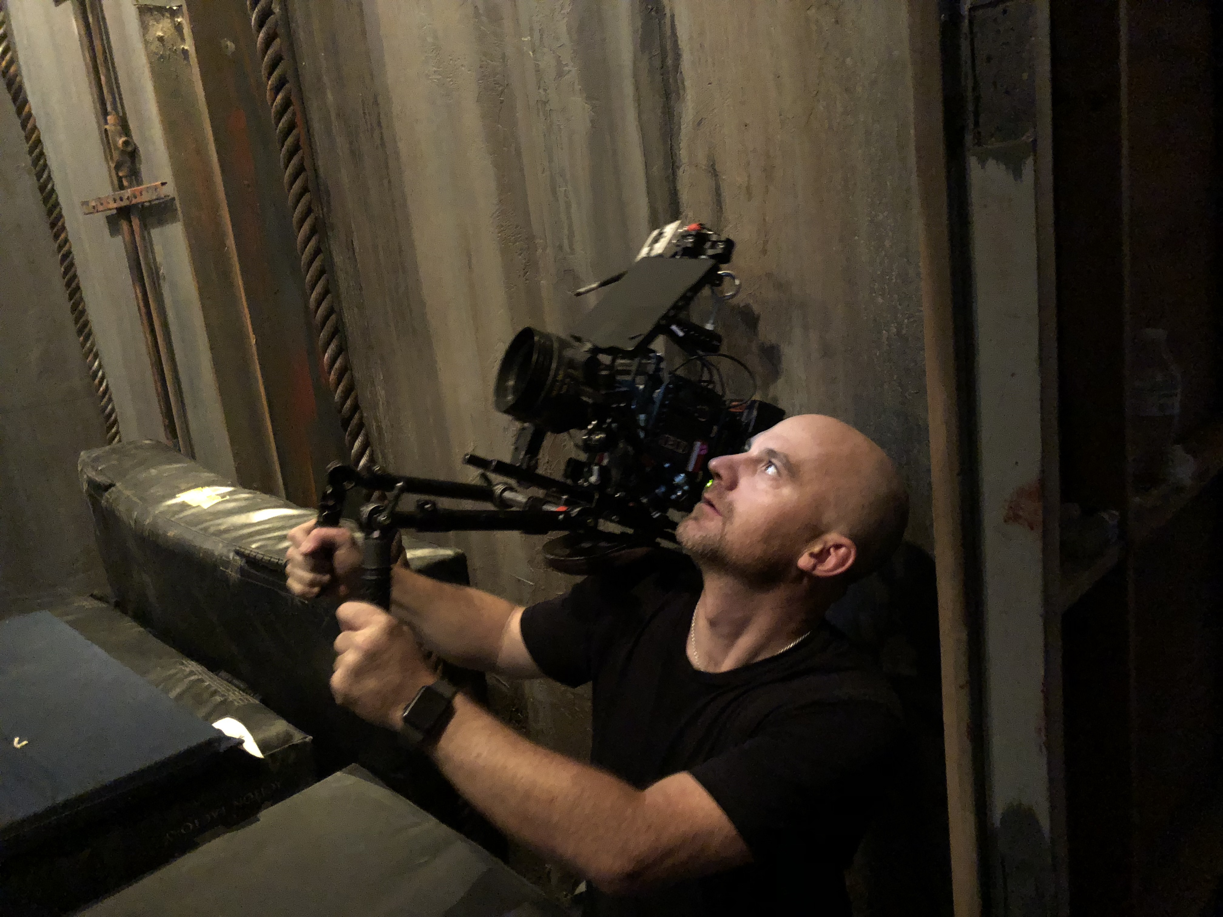 "Will Wernick, director of the horror/thriller film "" NO ESCAPE "" a Vertical Entertainment release . Photo courtesy of Vertical Entertainment"