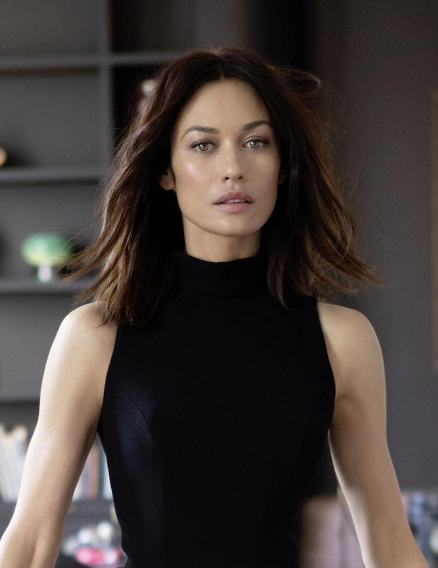 Olga Kurylenko.  Photo credit: Patrice van Malder