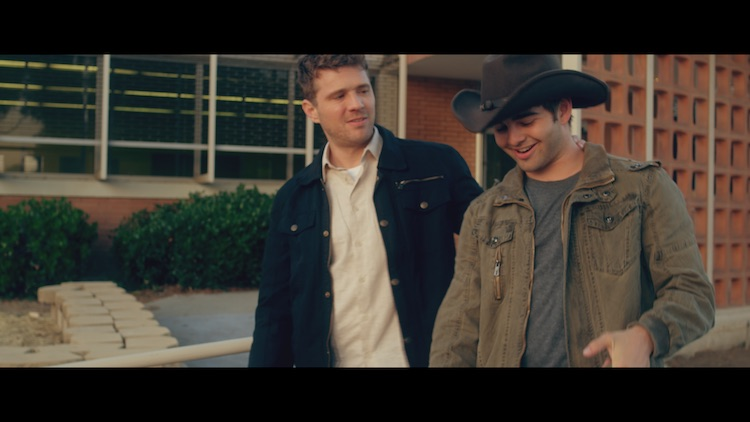"(L - R) Ryan Phillippe as Vic Davis and Jack Griffo as Sean Davis in the action/ thriller, "" THE 2ND ,"" a Momentum Pictures release . Photo Courtesy of Momentum Pictures"