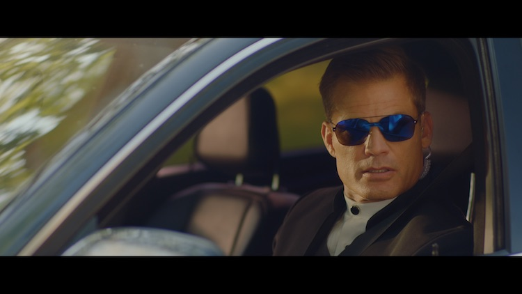 "Casper Van Dien as the Driver in the action/ thriller, "" THE 2ND ,"" a Momentum Pictures release . Photo Courtesy of Momentum Pictures"