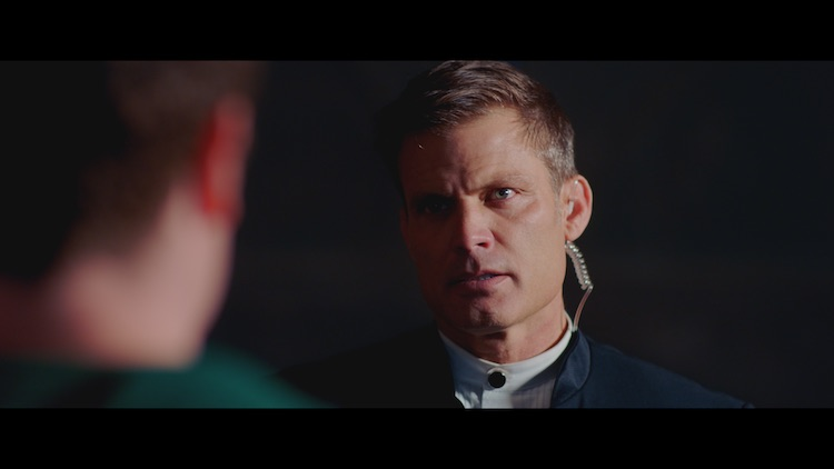 Casper Van Dien as the Driver in the action/thriller, THE 2ND, a Momentum Pictures release . Photo Courtesy of Momentum Pictures