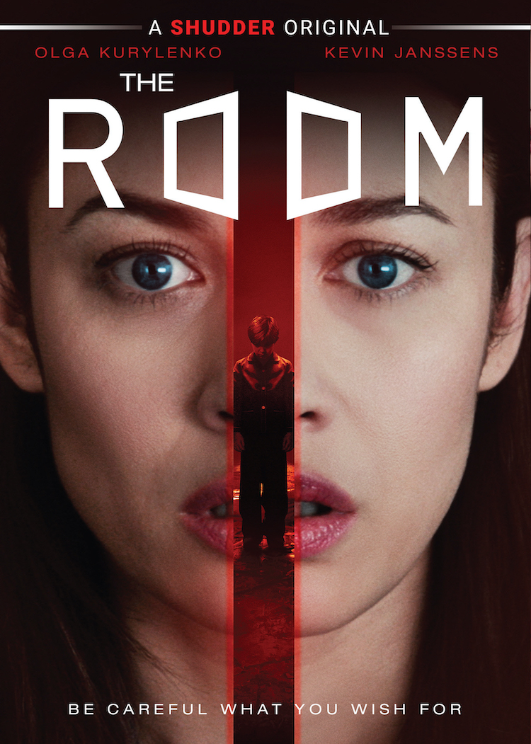 DVD Cover THE ROOM