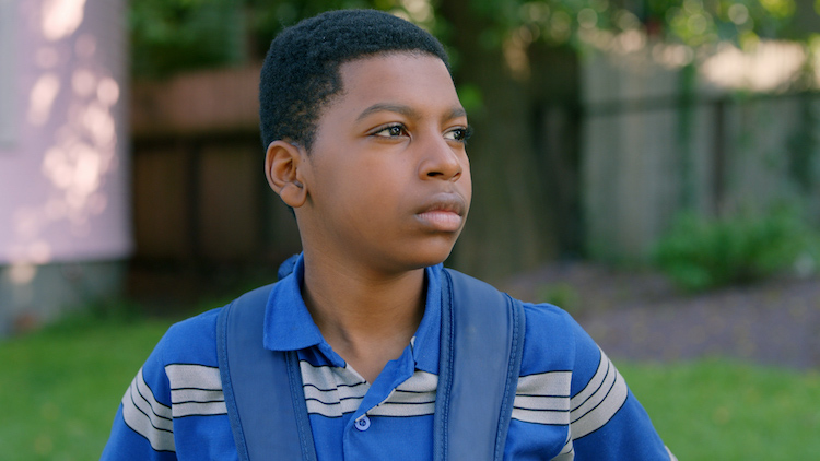 Jordan Hall as Marcus in WHAT WE FOUND