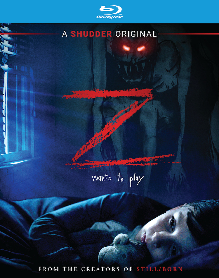 Z Blu-Ray cover
