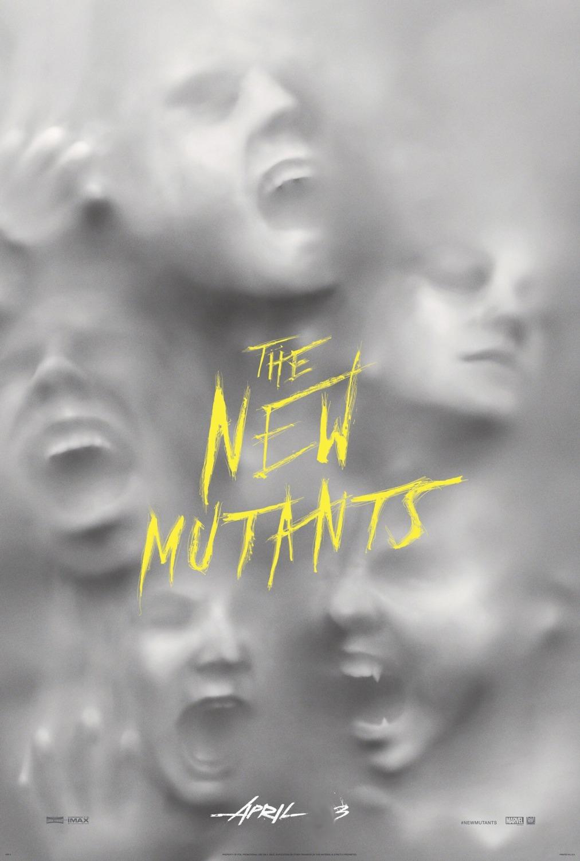 Znalezione obrazy dla zapytania The New Mutants