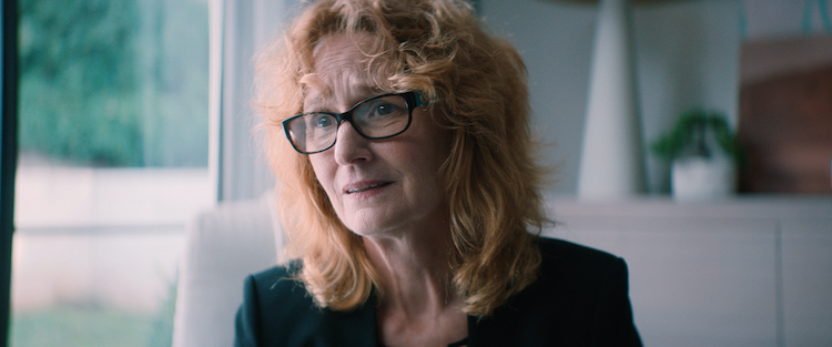 Melissa Leo as Dr. White in the thriller BODY BROKERS , a Vertical En tertainment release. Photo courtesy of Vertical Entertainment.