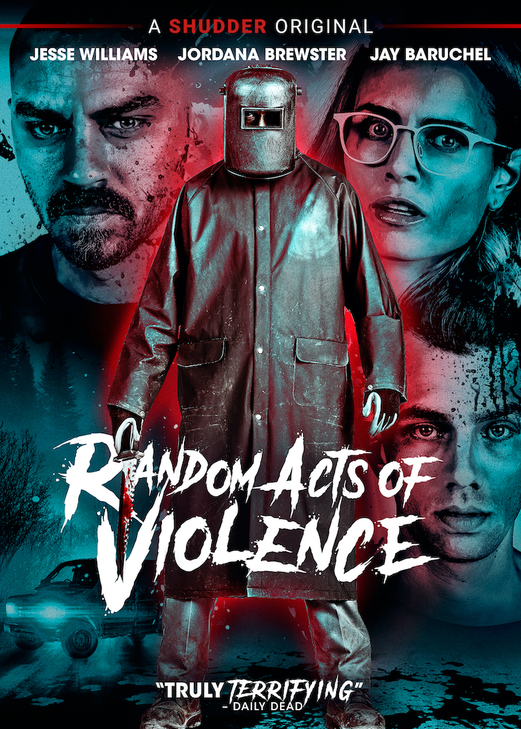 DVD Art for RANDOM ACTS OF VIOLENCE