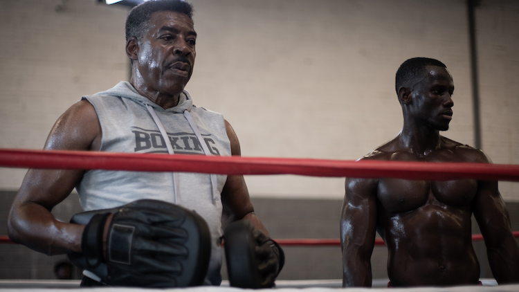 Ernie Hudson as Ed Paxton in the action film REDEMPTION DAY , a Saban Films release. Photo courtesy of Saban Films