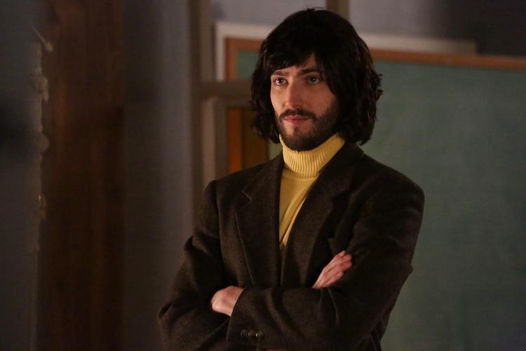 Gregory Ambrose Calderone as Dr. Barry Fincher in the drama, THE MARIJUANA CONSPIRACY, a Samuel Goldwyn Films release. Photo courtesy of Samuel Goldwyn Films.
