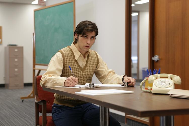 Luke Bilyk as Adam in the drama, THE MARIJUANA CONSPIRACY, a Samuel Goldwyn Films release. Photo courtesy of Samuel Goldwyn Films.
