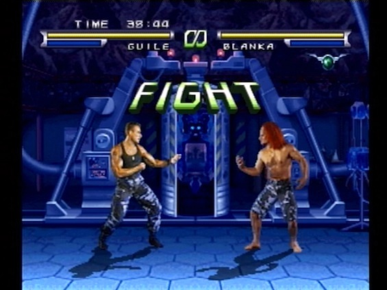Motion Pixels Goes Meta With Street Fighter The Movie The Game