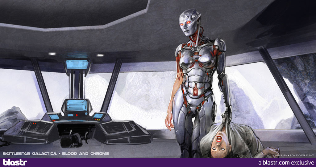battlestar galactica blood and chrome full movie download