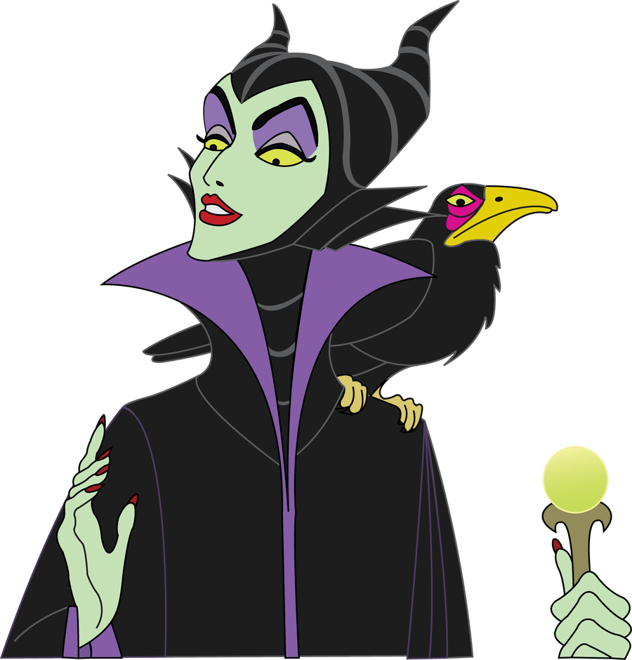 Your First Look At The Evil Angelina Jolie In Maleficent