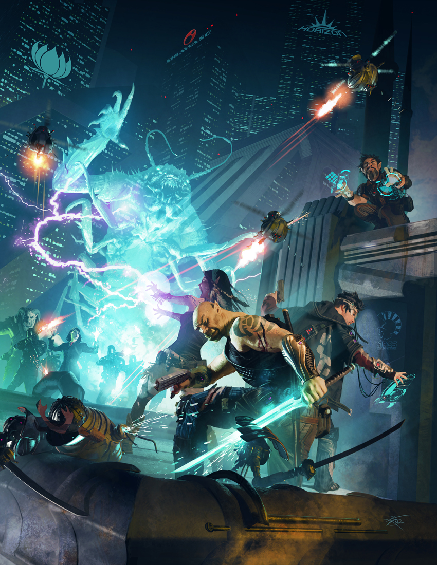 AICN Tabletop Special! Abstruse Reviews SHADOWRUN 5th Edition!
